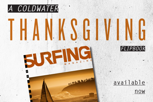 A Coldwater Thanksgiving