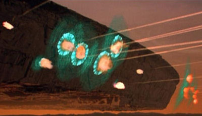 Force Field from Independence Day (via Wikipedia)