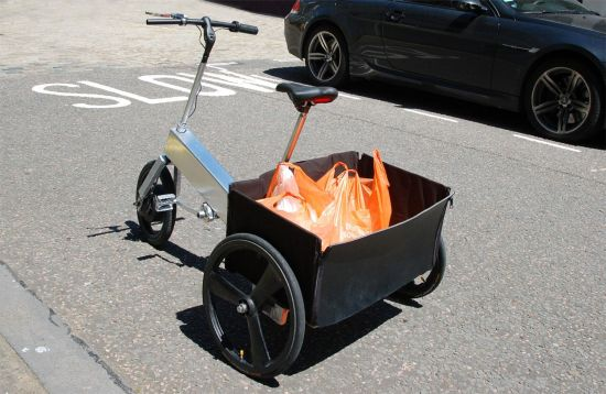 electric cart tricycle 1