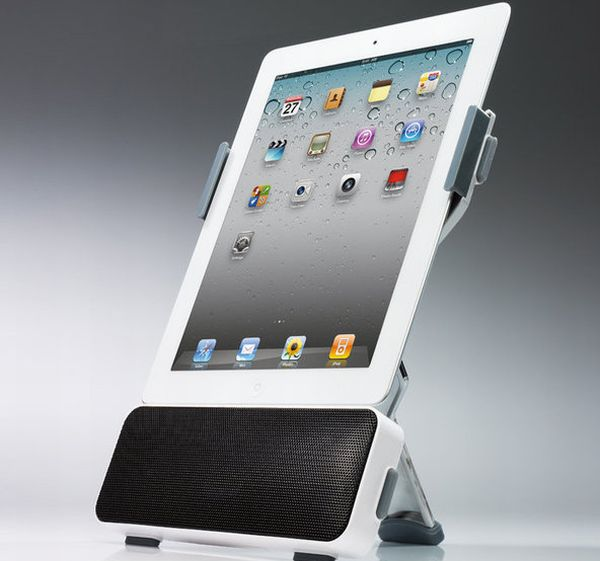 iDesign iPad Portable Speaker Dock
